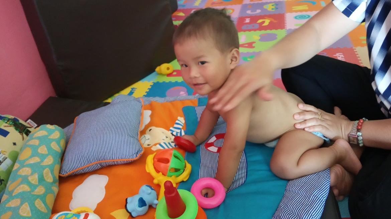 Baby Massage & Swim